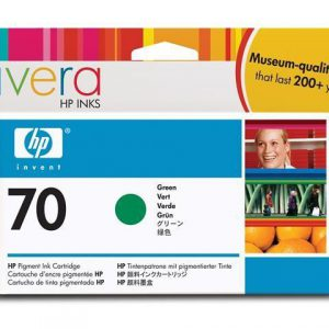 C9457A - HP Inkt Cartridge 70 Green 130ml