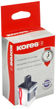 LC-970BK-KO - Kores Inkt Cartridge Black 20ml 1st