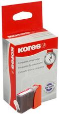 CLI-551Y XL-KO - Kores Inkt Cartridge Yellow 13ml 1st