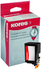 5222B005-KO - Kores Inkt Cartridge PG-540XL Black 23ml 1st
