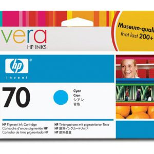 C9452A - HP Inkt Cartridge 70 Cyaan 130ml