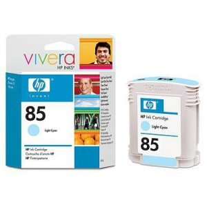 C9428A - HP Inkt Cartridge 85 Light Cyaan 69ml