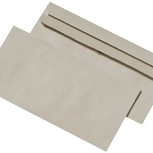 223358 - MAILmedia Envelop Eco Recycling DIN Lang 75gr Strip 1.000st