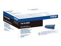 TN-910BK - Brother Toner Black 9.000vel 1st