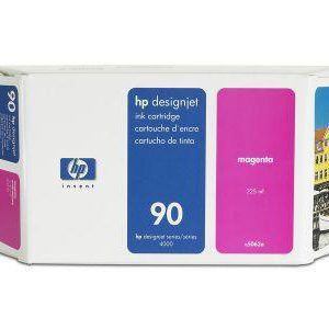 C5062A - HP Inkt Cartridge 90 Magenta 225ml