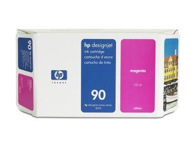 C5062A - HP Inkt Cartridge 90 Magenta 225ml