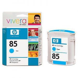 C9425A - HP Inkt Cartridge 85 Cyaan 28ml