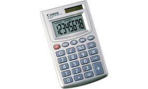 5932A016AA - CANON Zakcalculator LS-270 H 8-Cijfers Zilver