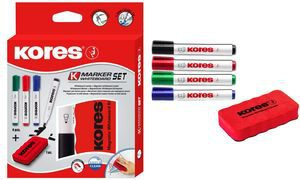 M20863 - Kores Whiteboard Marker 3mm