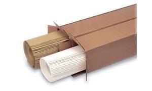 1111553 - magnetoplan Presentatiepapier 110x140cm Bruin 50st