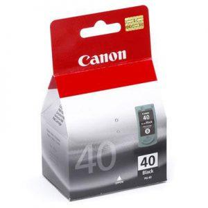 0615B042 - CANON Inkt Cartridge PG-40 Black 16ml