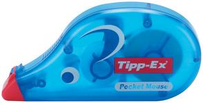 8221362 - TIPP-EX Correctieroller Pocket Mouse 4.2mmx10m 1st