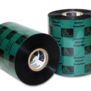 05095BK08945 - ZEBRA Ribbon Flat Head 89mm 450m OUT 5095 1 Inch