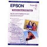 C13S041316 - EPSON Fotopapier Premium A3+ 255g/m² Gloss 20vel