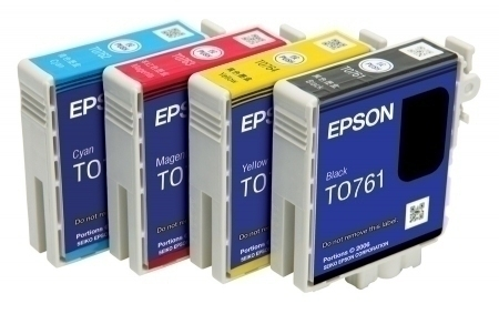 C13T596700 - EPSON Inkt Cartridge T5967 Light Black 350ml 1st