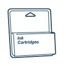 C13T605500 - EPSON Inkt Cartridge T6055 Light Cyaan 110ml 1st