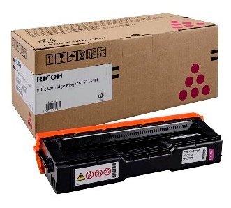407545 - RICOH Toner Magenta 1.600vel 1st