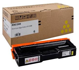 407546 - RICOH Toner Yellow 1.600vel 1st
