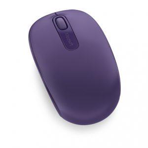 U7Z-00044 - Microsoft Muis Draadloos 1850 Purple 1st