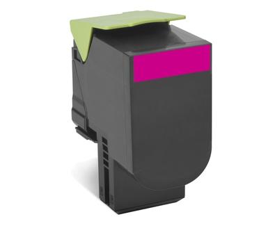24B6009 - LEXMARK Toner Cartridge Magenta 3.000vel 1st