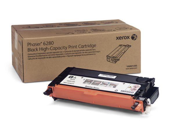 106R01395 - Xerox Toner Black 6.000vel 1st