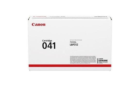 0452C002 - CANON Toner Cartridge 041 Black 10.000vel 1st
