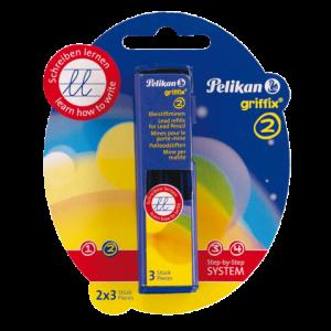 960492 - Pelikan Potloodstift Griffix 2mm 1 Pak