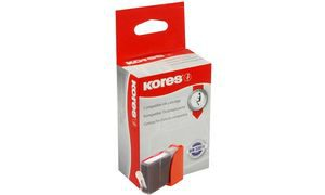 CLI-8Y-KO - Kores Inkt Cartridge Yellow 15.5ml 1st