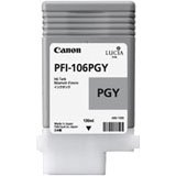 6631B001 - CANON Inkt Cartridge PFI-106PGY Photo Grey 130ml