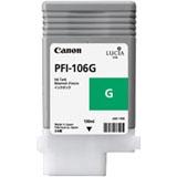 6628B001 - CANON Inkt Cartridge PFI-106G Green 130ml