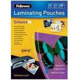 5396003 - FELLOWES Lamineerhoes 80mcr A5 Gloss 25vel