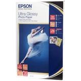 C13S041926 - EPSON Fotopapier 10x15cm 300g/m2 Ultra Glossy 20vel