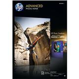 Q8697A - HP Fotopapier Advanced A3 250g/m² Gloss 20vel