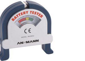 4000001 - ANSMANN Batterij Tester 1st