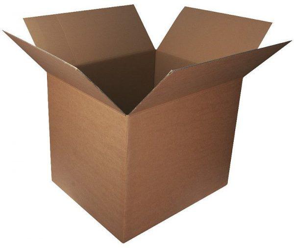 231102510 - Smartboxpro Verzenddoos 500x400x400mm Dubbelgolf Bruin 1st