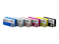 C13S020452 - EPSON Inkt Cartridge Black 1st