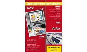 2999W.050.44100 - Kores Color Laser-Folie Folie A4 Wit 1 Pak