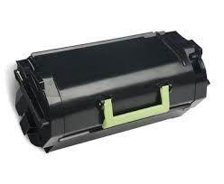 62D2X00 - LEXMARK Toner Cartridge Black 45.000vel 1st