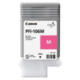 6623B001 - CANON Inkt Cartridge PFI-106M Magenta 130ml