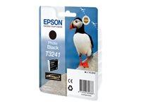 C13T32414010 - EPSON Inkt Cartridge T3241 Photo Black 14ml 1st