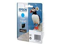 C13T32424010 - EPSON Inkt Cartridge T3242 Cyaan 14ml 1st