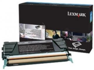 X746H3KG - LEXMARK Toner Cartridge Black 12.000vel 1st
