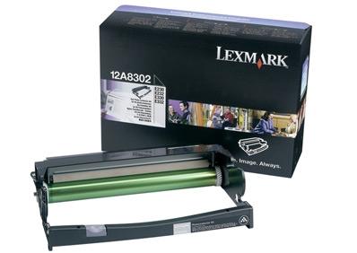 12A8302 - LEXMARK Photoconductor 30.000vel 1st