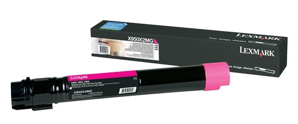 22Z0010 - LEXMARK Toner Cartridge Magenta 20.000vel 1st