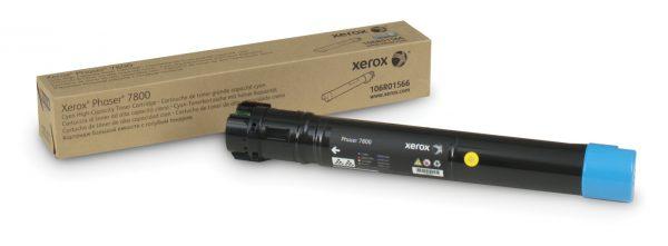 106R01566 - Xerox Toner Cartridge Cyaan 17.200vel 1st