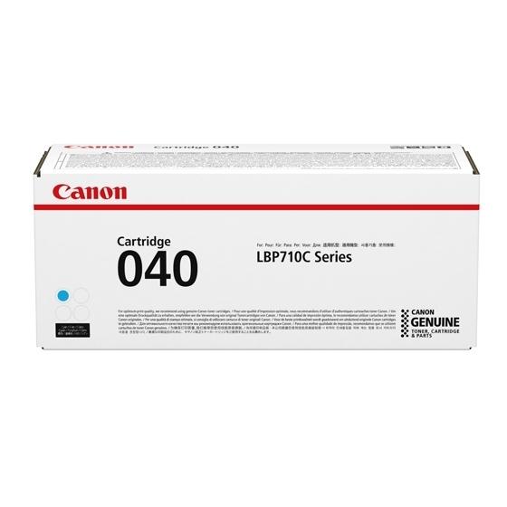 0458C001 - CANON Toner Cyaan 5.400vel 1st