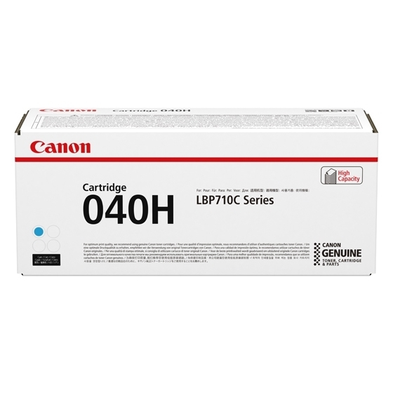 0459C001 - CANON Toner Cyaan 10.000vel 1st