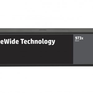 L0S07AE - HP Inkt Cartridge 973X Black 182,5ml 10.000vel 1st