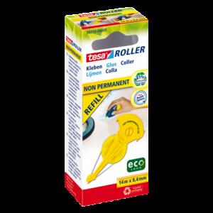 59210-00005-06 - TESA Navulcassette Lijmroller Non-Permanent 8.4mmx14m 1st
