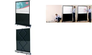 1901956 - NOBO Projectorscherm 162x122cm Mat Wit